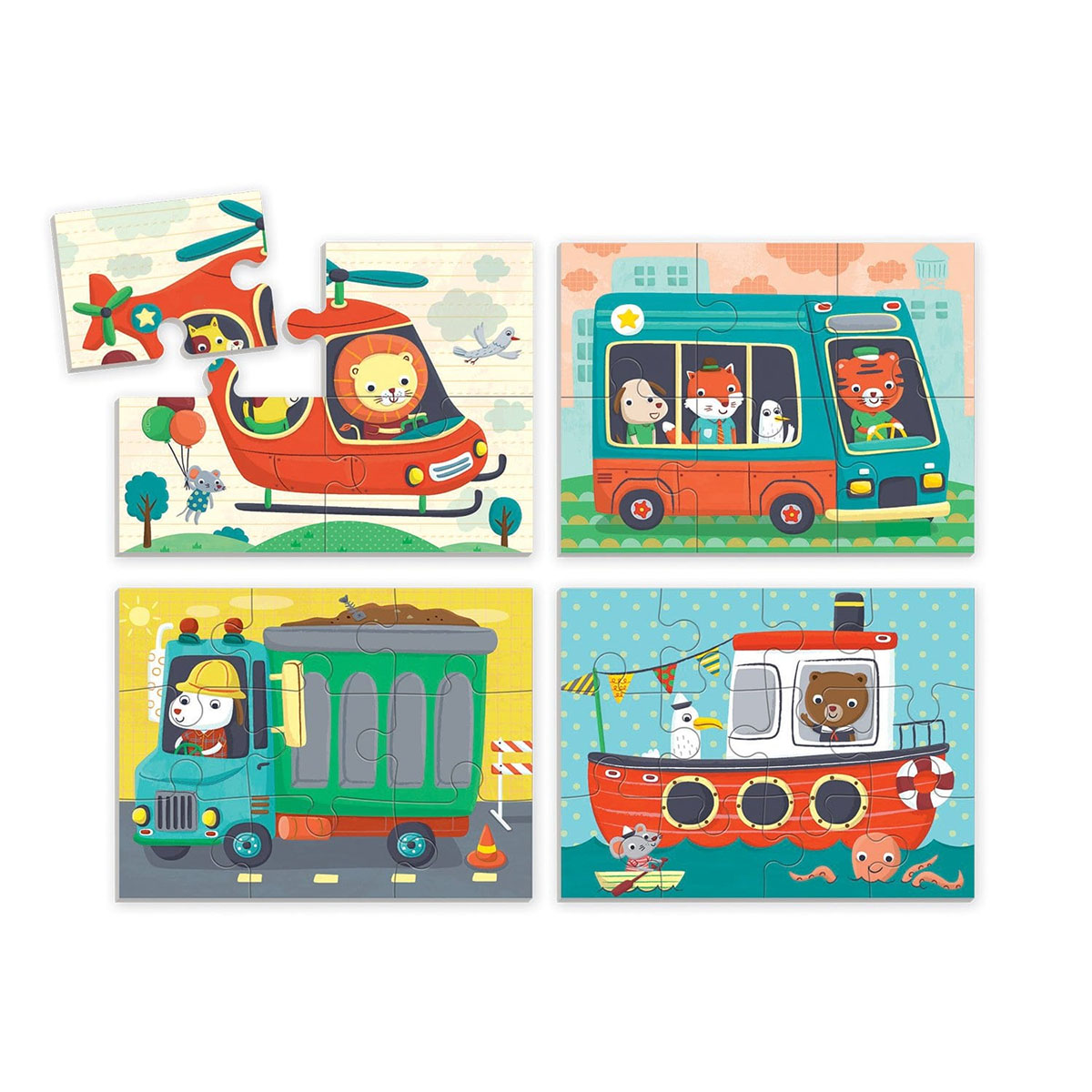 Transportation Cars Jigsaw Puzzle