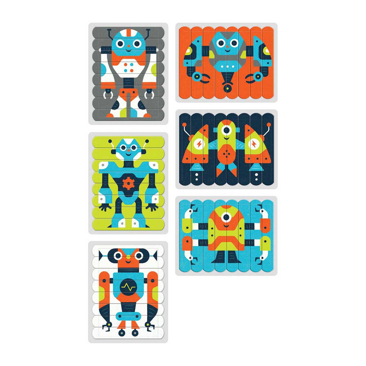 Robotics Lab Jigsaw Puzzle Puzzlewarehouse Com
