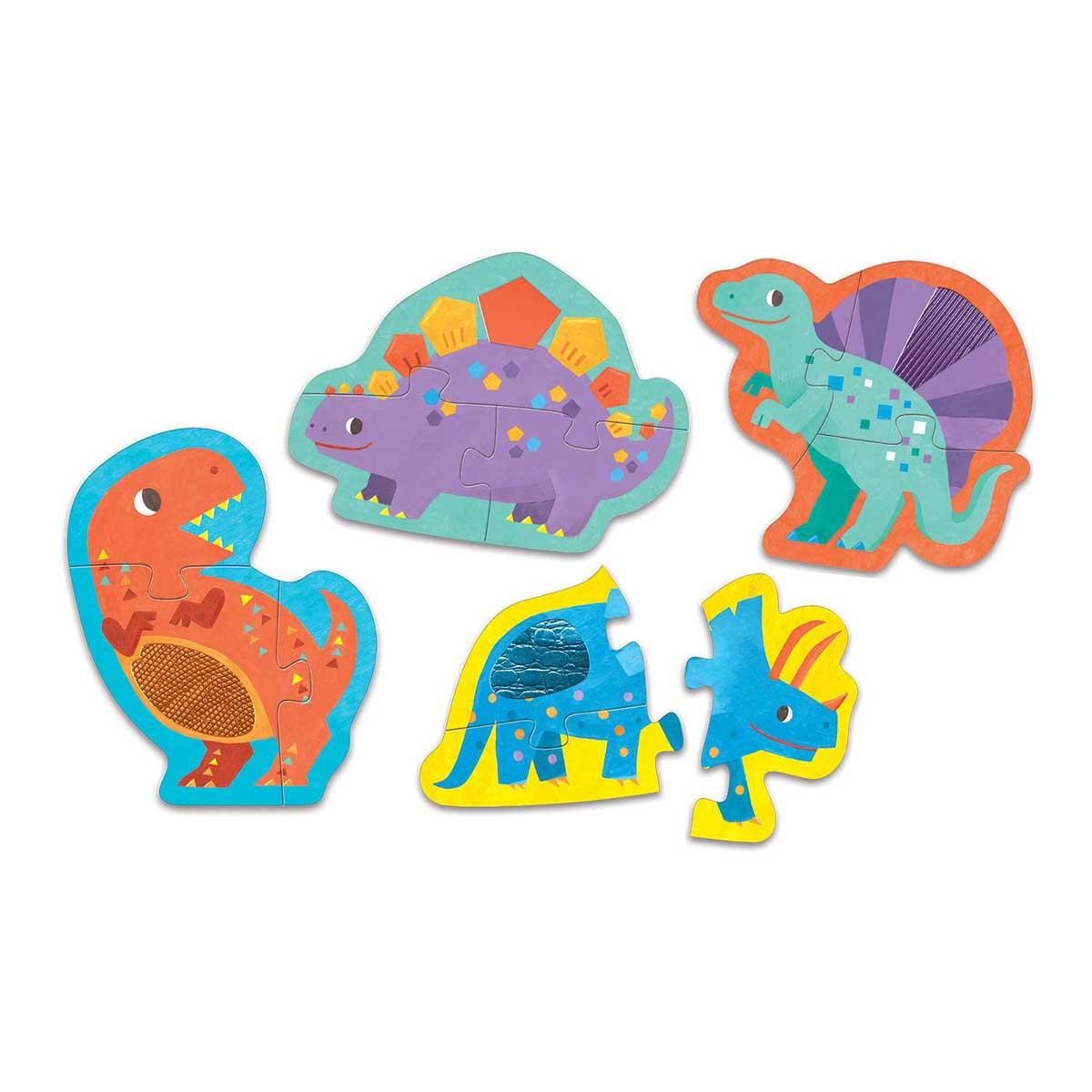 Mighty Dinosaurs Dinosaurs Jigsaw Puzzle