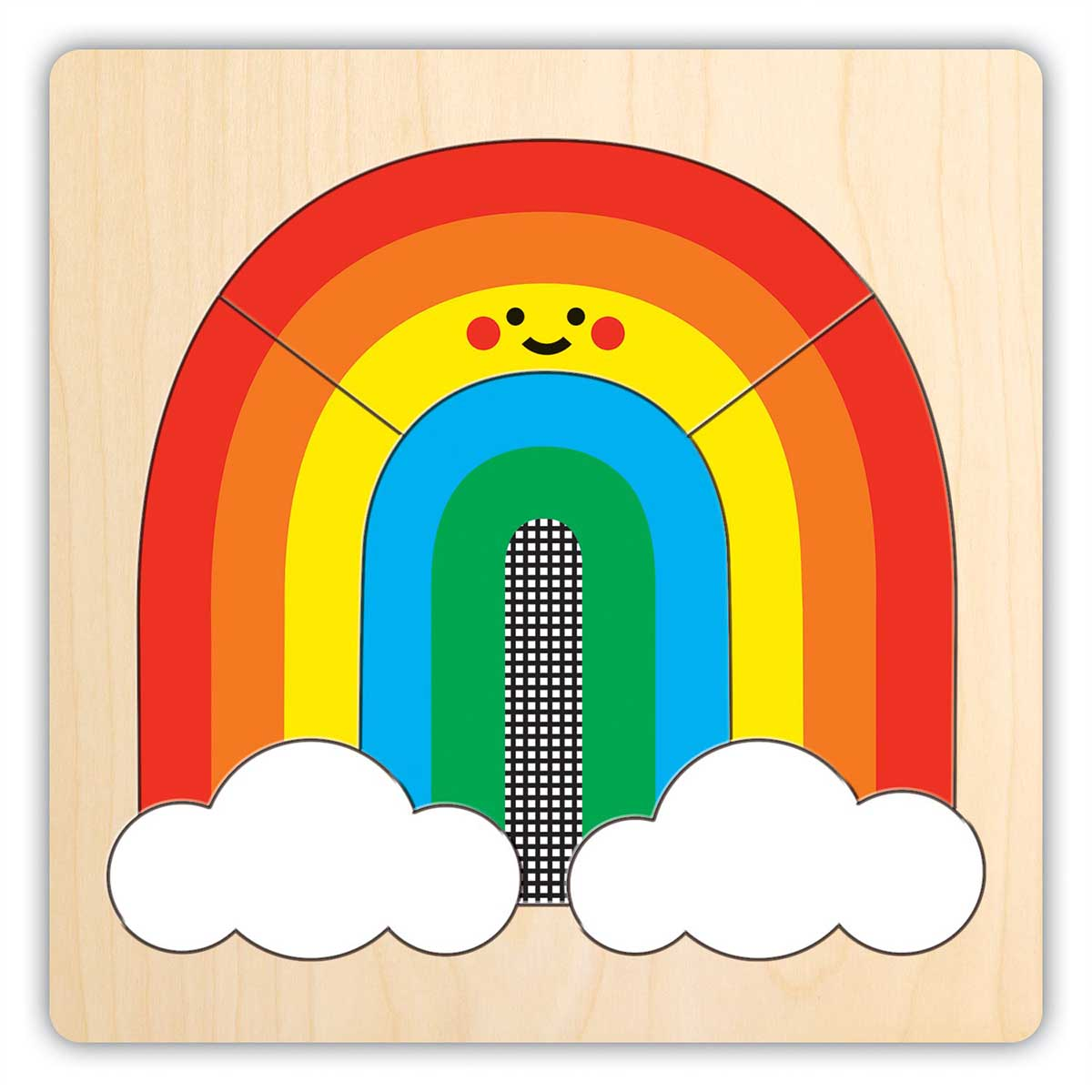 Rainbow Friends Fantasy Tray Puzzle