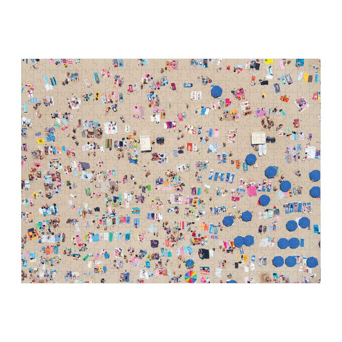 Gray Malin Beach Beach Jigsaw Puzzle