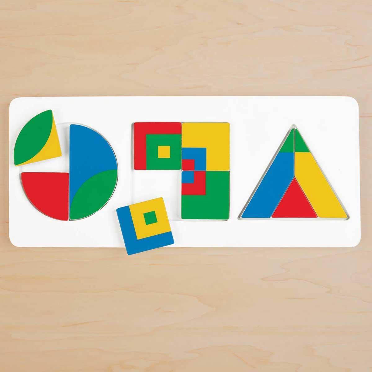Frank Lloyd Wright Tray Puzzle