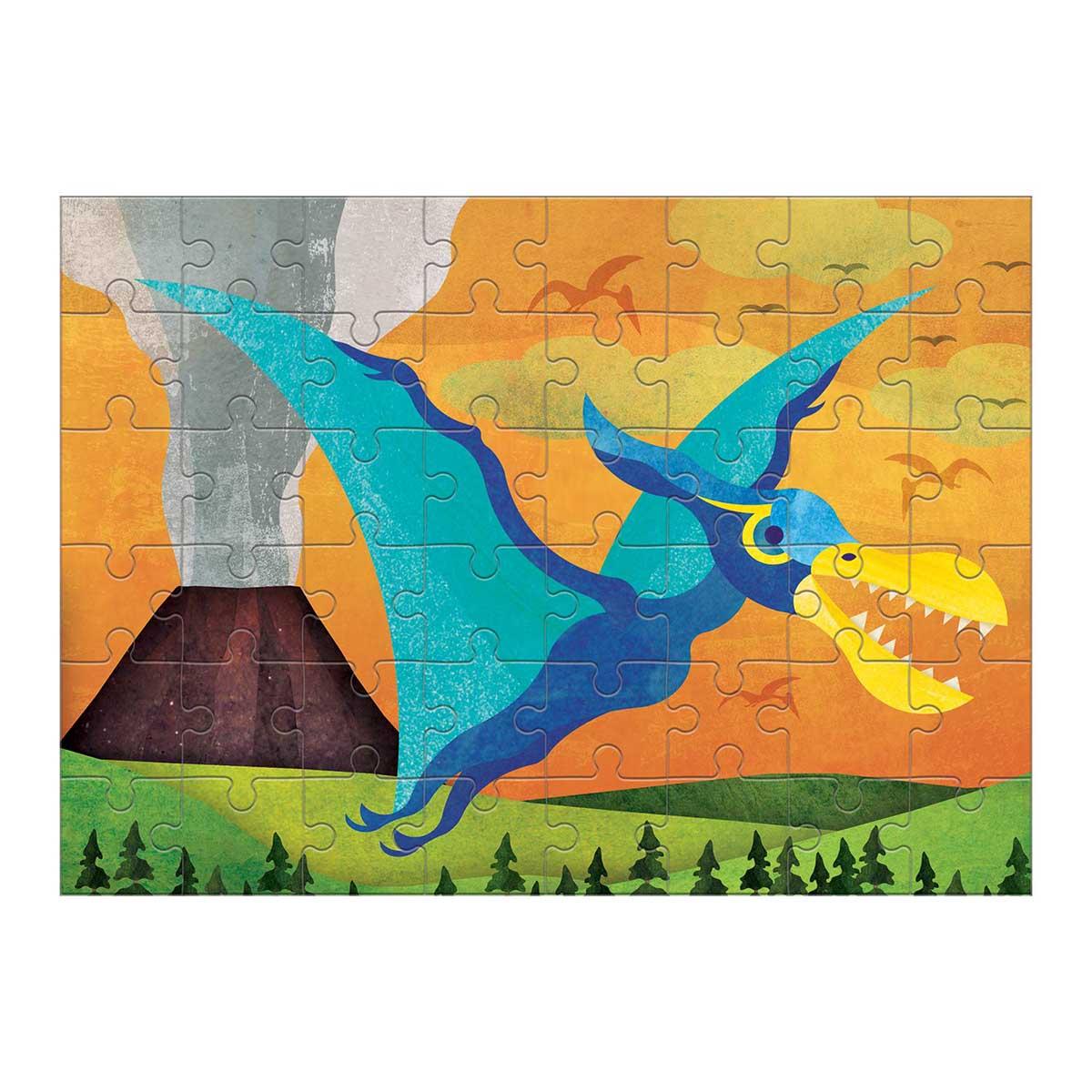 Pterosaur Dinosaurs Jigsaw Puzzle