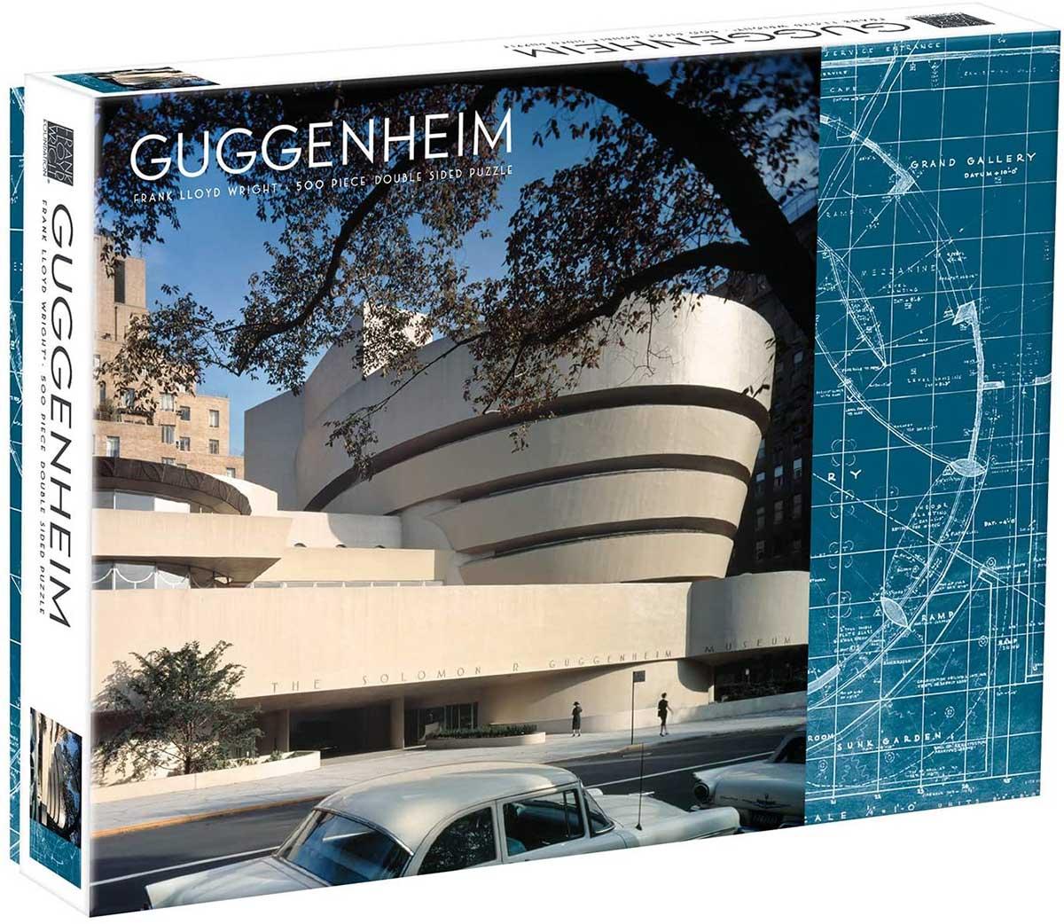 Guggenheim New York Jigsaw Puzzle