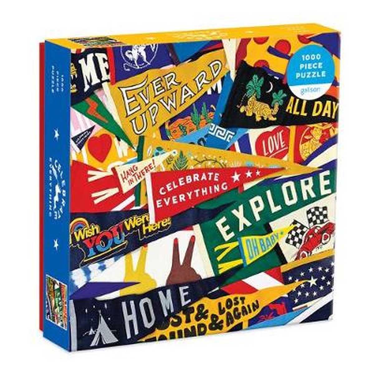 Celebrate Everything Graphics / Illustration Jigsaw Puzzle