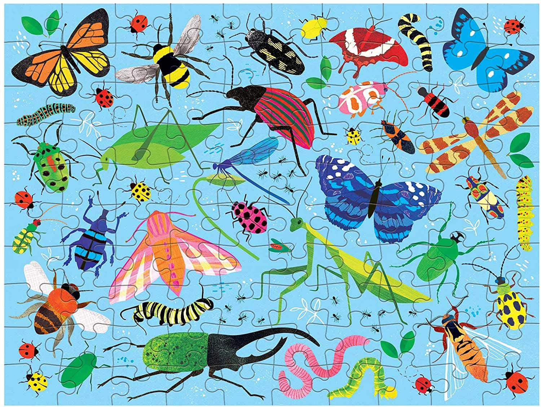 Bugs & Birds Birds Jigsaw Puzzle