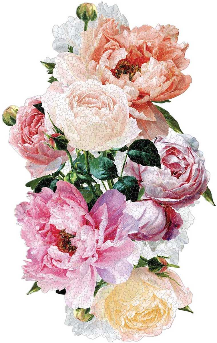 Designers Guild Tourangelle Flowers Shaped Puzzle