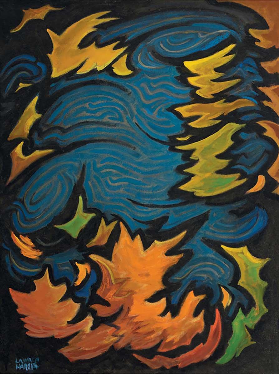 Autumn Rhythm Fall Jigsaw Puzzle