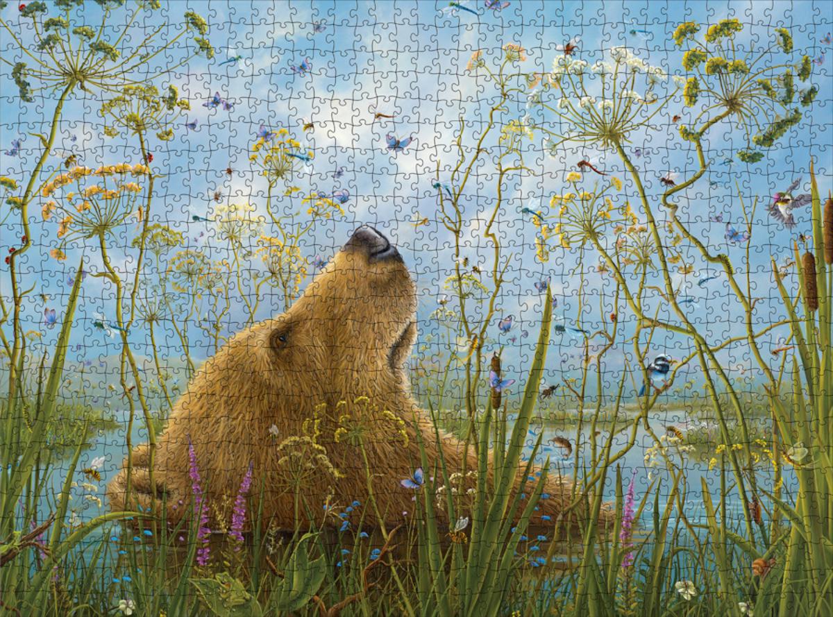 The Whole World Bears Jigsaw Puzzle