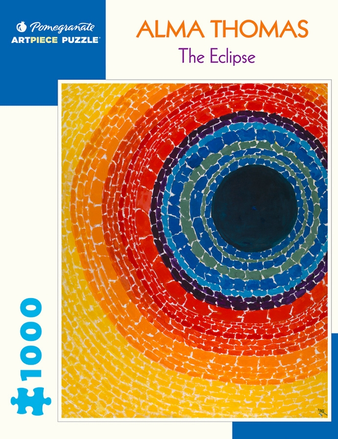 The Eclipse Space Jigsaw Puzzle