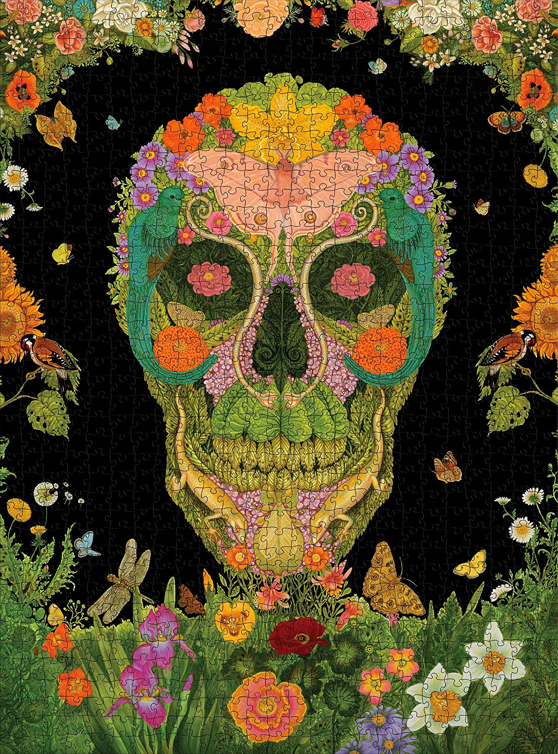 Spring Eternal Mexico Jigsaw Puzzle