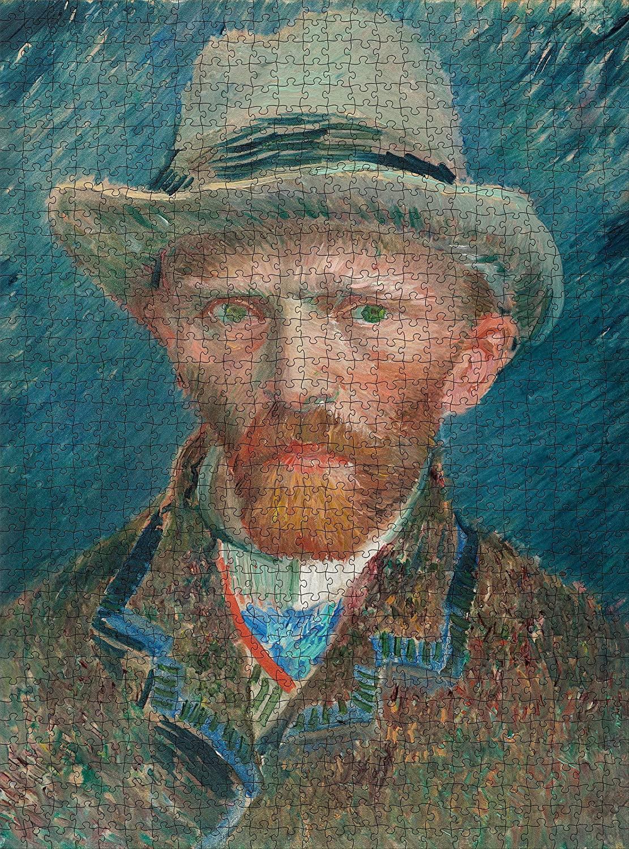 Self-Portrait Fine Art Jigsaw Puzzle