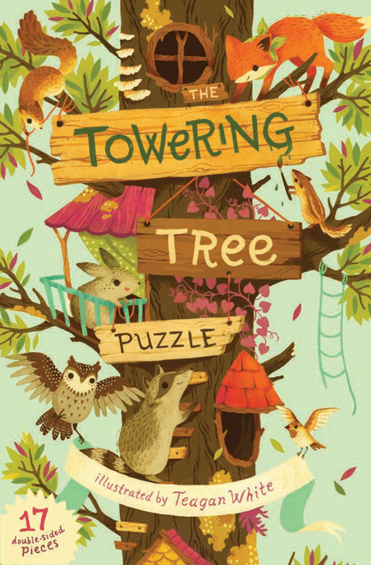 The Towering Tree Animals