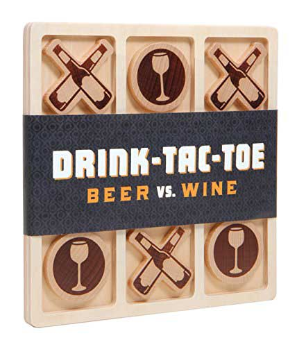 Drink-Tac-Toe