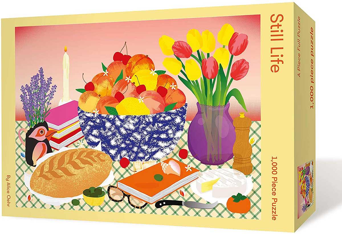 Still Life Domestic Scene Jigsaw Puzzle