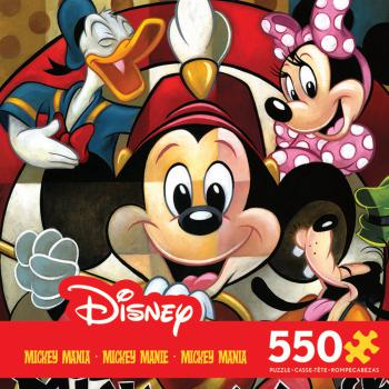 Leader of the Club (Mickey Mania) - Scratch and Dent Disney Jigsaw Puzzle