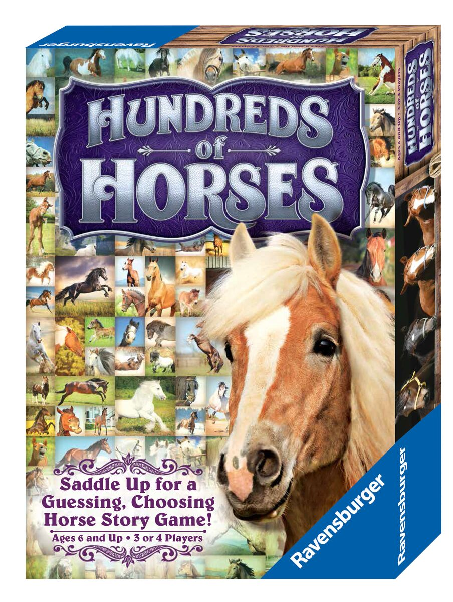 Hundreds of Horses - Scratch and Dent
