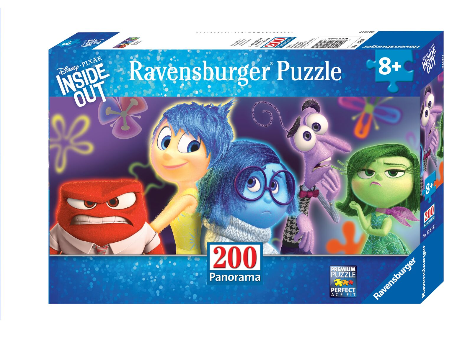 Emotions - Scratch and Dent Disney Jigsaw Puzzle