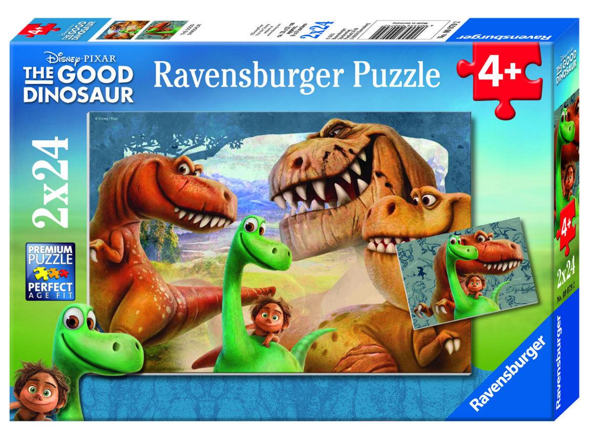 Unusual Friendship Disney Jigsaw Puzzle