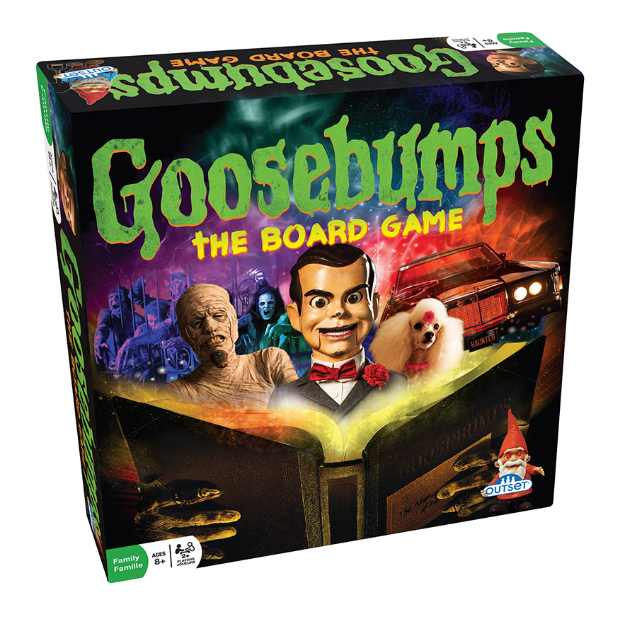 Goosebumps - The Board Game Movies / Books / TV
