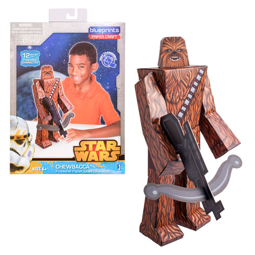 Star Wars: Chewbacca Movies / Books / TV Arts and Crafts