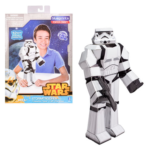 Star Wars: Stormtrooper Movies / Books / TV Arts and Crafts
