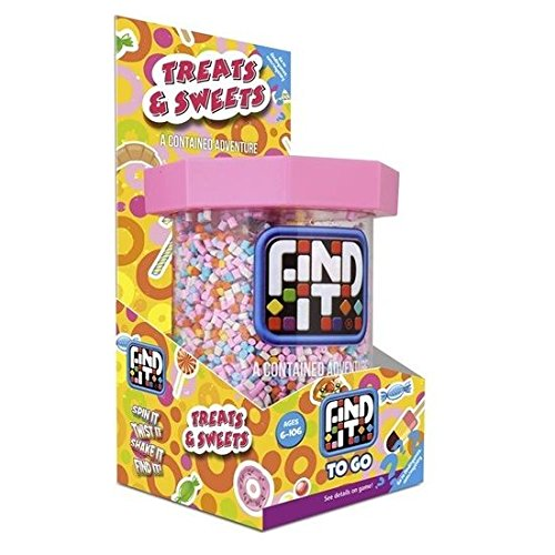 Mini Find It – Treats and Sweets Sweets