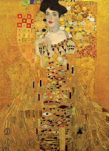 Adele Bloch-Bauer I Contemporary & Modern Art Jigsaw Puzzle