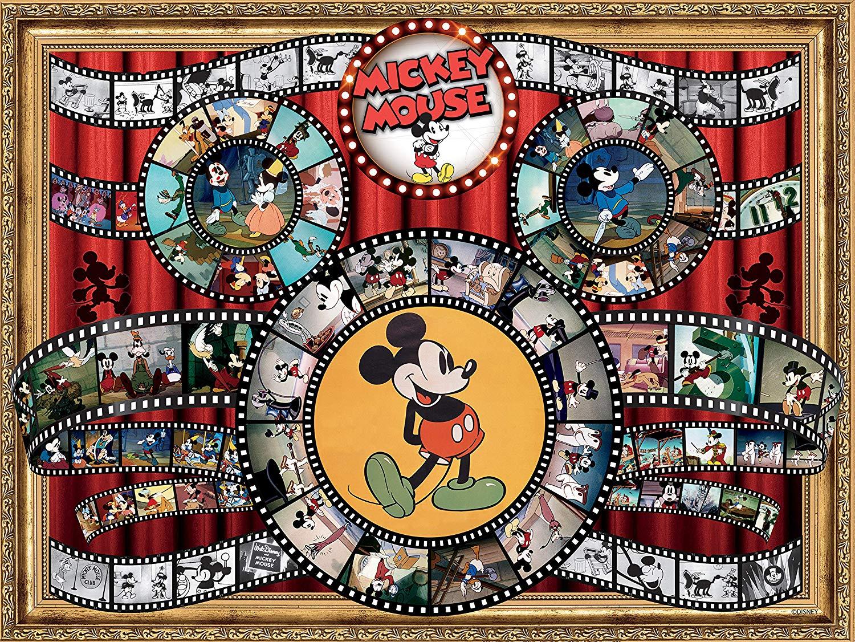 Movie Reel Disney Jigsaw Puzzle