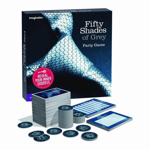 Fifty Shades of Grey Party Game - Scratch and Dent