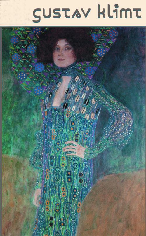 Gustav Klimt: Emilie Floge Jigsaw Puzzle