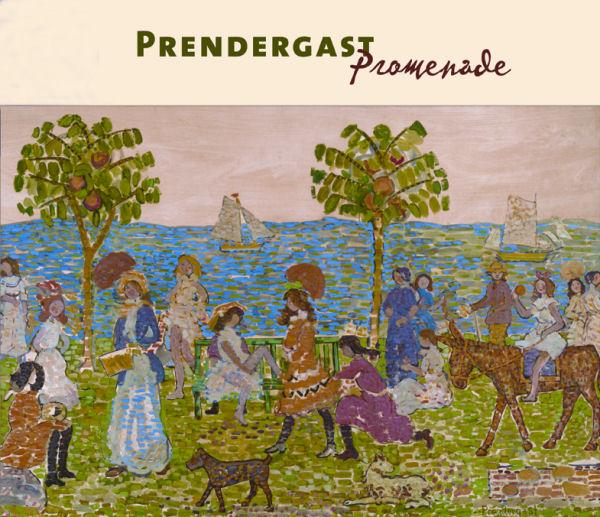 Maurice Prendergast: Promenade Jigsaw Puzzle