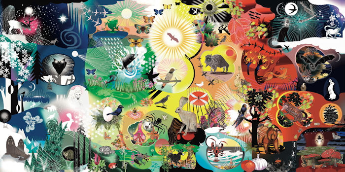 ECOlogical Seasons Fall Jigsaw Puzzle