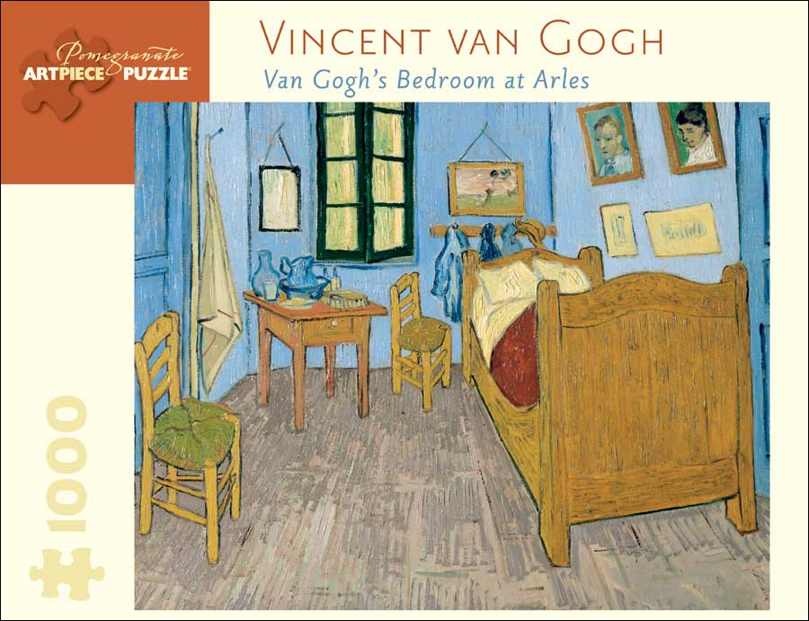 Van Gogh S Bedroom At Arles Impressionism Jigsaw Puzzle