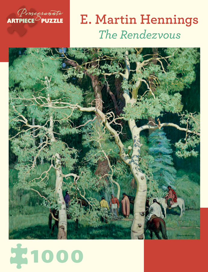 The Rendezvous Forest Jigsaw Puzzle