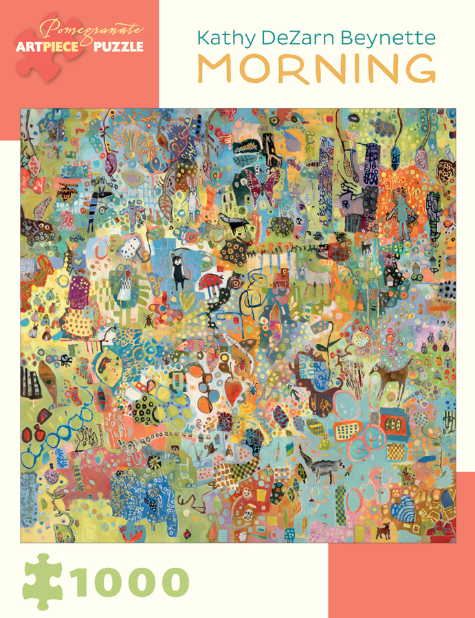 Morning Animals Jigsaw Puzzle