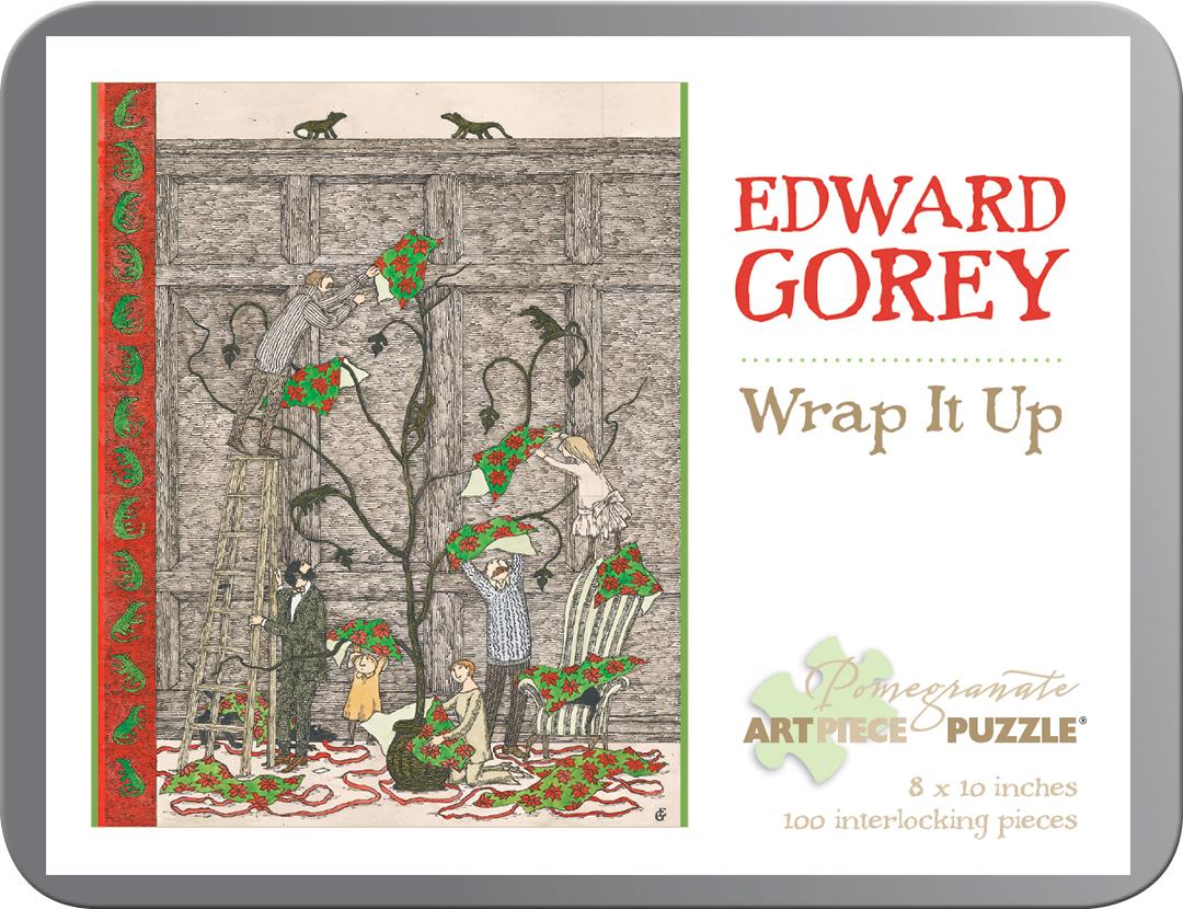Wrap it Up (Mini) People Jigsaw Puzzle