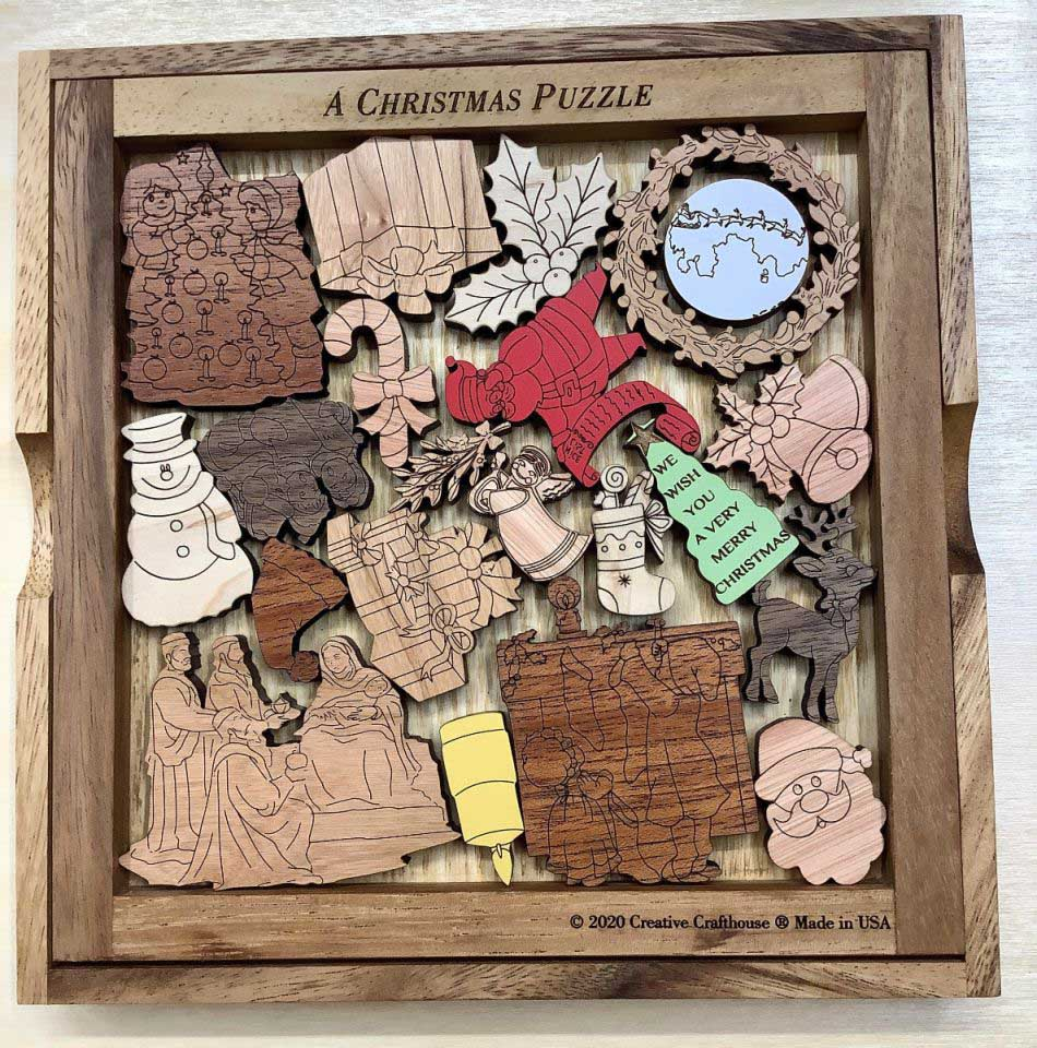 A Christmas Puzzle