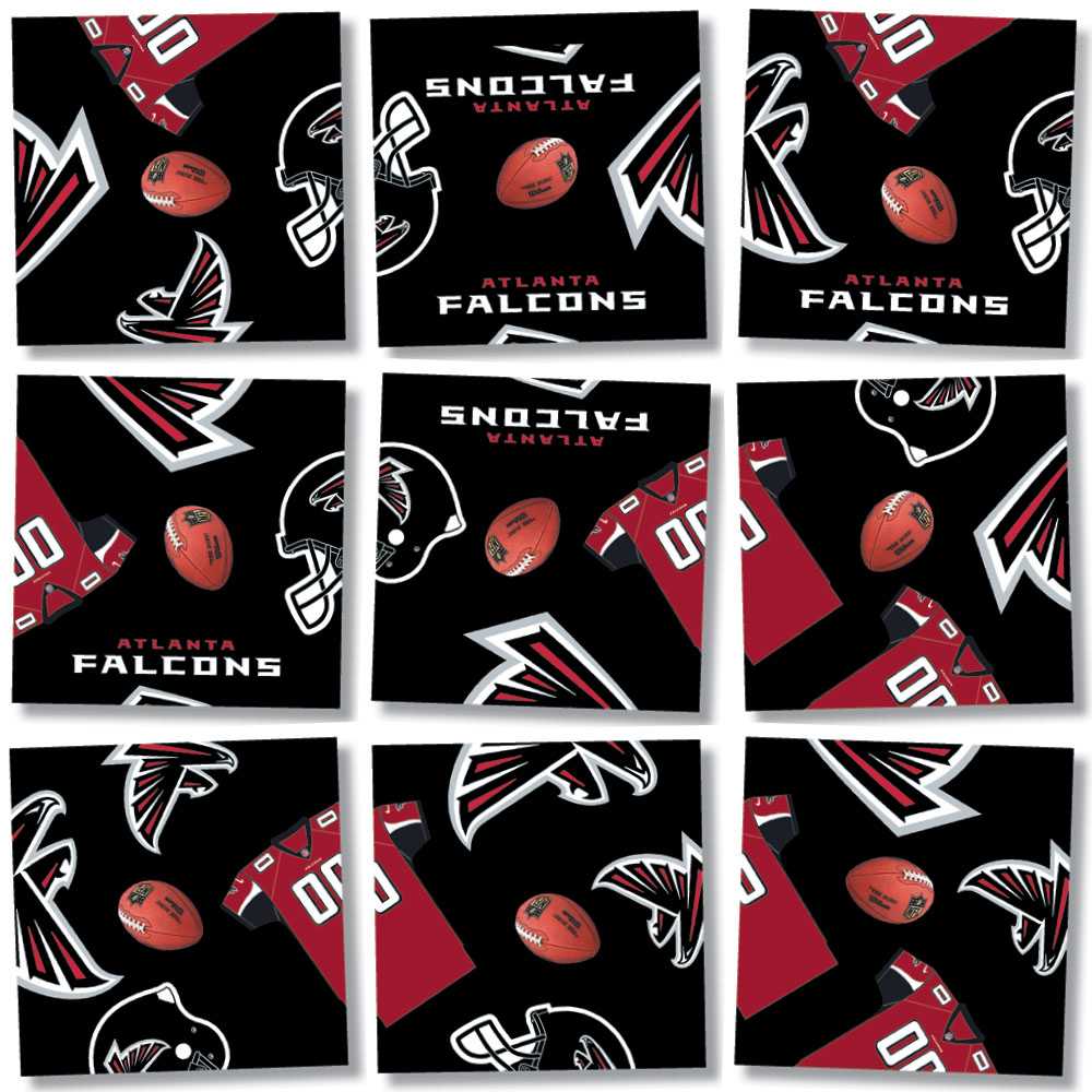 Atlanta Falcons NFL Wildlife Jigsaw Puzzle