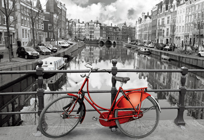 Amsterdam Travel Jigsaw Puzzle