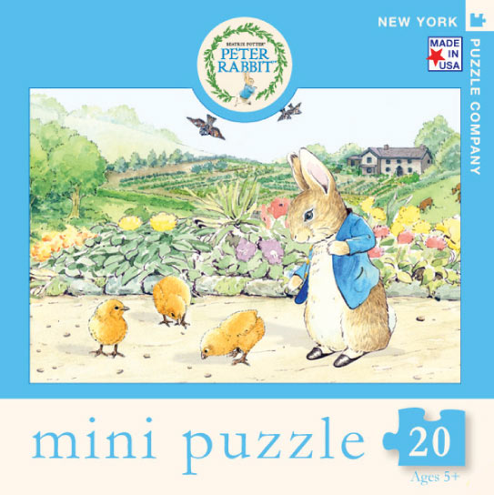 Easter Chicks (Mini) Movies / Books / TV Jigsaw Puzzle