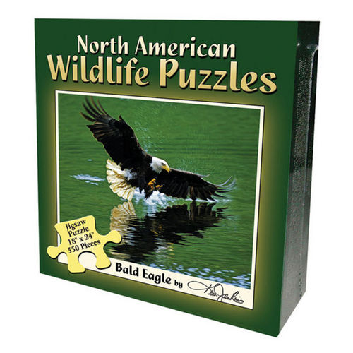 Bald Eagle Birds Jigsaw Puzzle