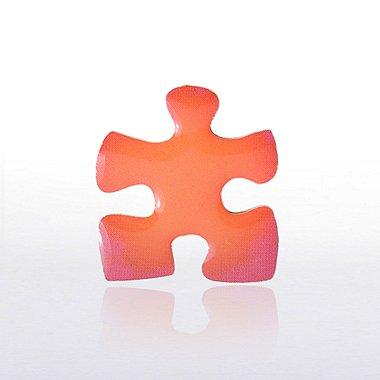 Lapel Pin - Essential Piece Red - Multi Color