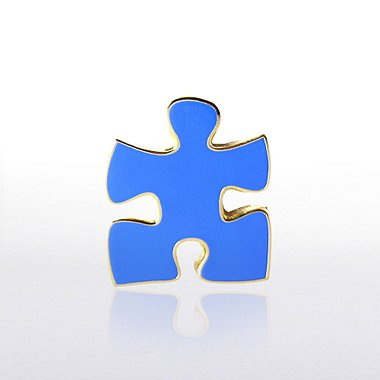 Lapel Pin - Essential Piece Navy Novelty