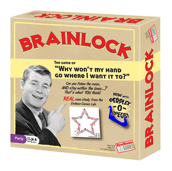 Brainlock Brain Teaser