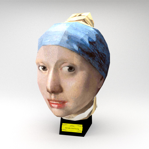 Girl with a Pearl Earring Movies / Books / TV Jigsaw Puzzle