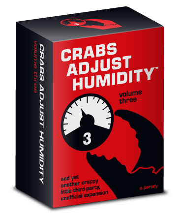 Crabs Adjust Humidity - Vol. 3 Father's Day