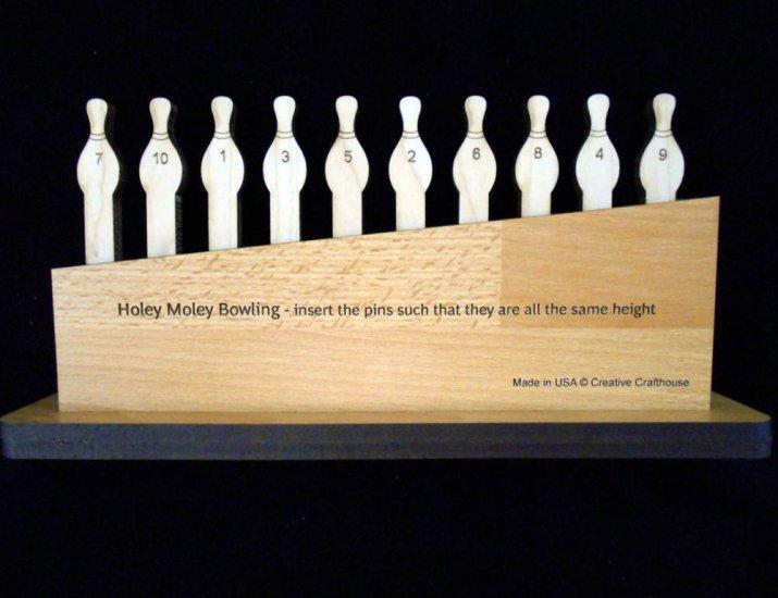 Holey Moley 10 Pin Bowling
