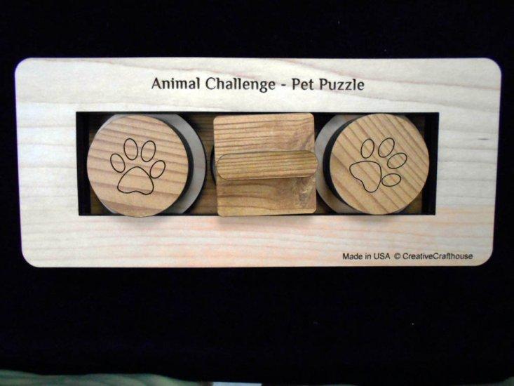 Animal Challenge - Pet Puzzle