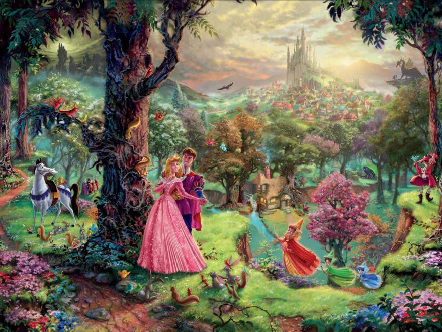 Disney Pix Collection Jigsaw Puzzles